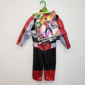 Power Ranger Red Ranger 2T